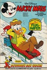 Micky Maus 48/1982 (m. Beilage / Z:1-)