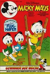 Micky Maus 45/1982 (m. Beilage / Z:1)