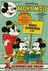 Micky Maus 49/1982 (m. Beilage / Z:1)