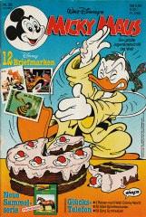 Micky Maus 38/1990 (m. Beilagen / Z:1)