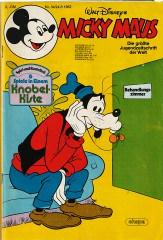 Micky Maus 34/1982 (m. Beilage / Z:2+)