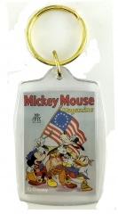 Schlüsselanhänger Comic-Heftcover Micky Maus Magazine V4#10