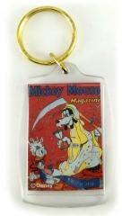 Schlüsselanhänger Comic-Heftcover Micky Maus Magazine V3#4: Spirit of 1938