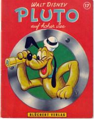 Pluto auf hoher See (Kleine Walt Disney Bilderbücher 17)