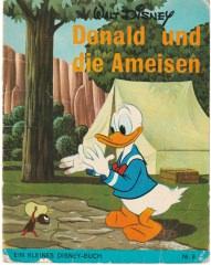 Donald und die Ameisen (Kleine Disney-Bücher 6, Delphin Verlag)