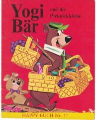 Yogi Bär und die Picknickkörbe (Z:1-)
