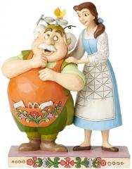 Belle & Maurice: Devoted Daughter Figur