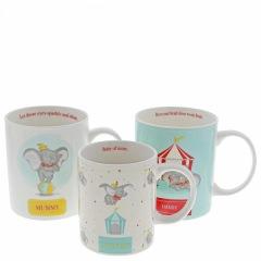 Dumbo Becher Set