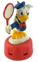 Duftspender Donald Duck mit Tennisschläger