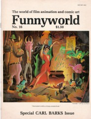 Funnyworld 16: Special Carl Barks Issue