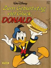 Disney-Sonderalbum 1: Zum Geburtstag viel Glück, Donald