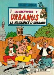Les Aventures dUrbanus 1: La Naissance dUrbanus