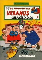 De avonturen van Urbanus 23: Urbanella