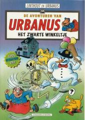 De avonturen van Urbanus 59: Het zwarte winkeltje