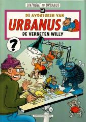 De avonturen van Urbanus 67: De vergeten Willy