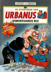 De avonturen van Urbanus 73: Humorosaurus Rex