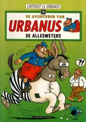 De avonturen van Urbanus 76: De allesweters