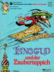 Isnogud 9: Isnogud und der Zauberteppich