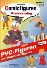 Comicfiguren Preiskatalog 2002/2003