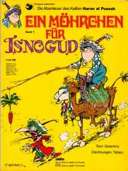 Isnogud 7: Ein Möhrchen für Isnogud