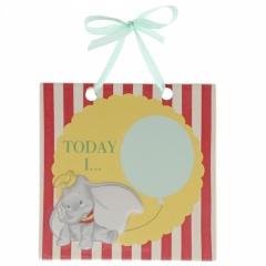 Dumbo Plakette