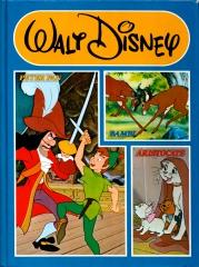 Walt Disney: Peter Pan / Bambi / Aristocats
