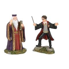 Harry und Der Direktor (DEPARTMENT 56) Figur