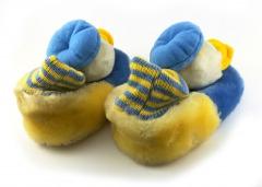 Kinder-Pantoffeln Donald Duck
