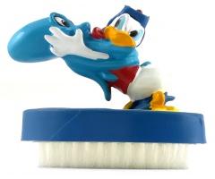 Nagelbürste Donald Duck mit Tintenfisch