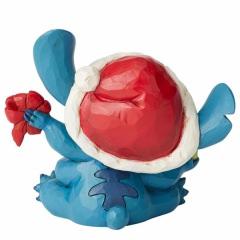 Schlecht verpackt (Stitch mit Santa Hut) Figur