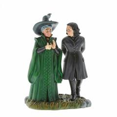 Professor Snape und Professor Minerva McGonagall (Figur Harry Potter)