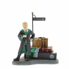 Draco wartet am Bahnsteig 9¾ (Figur Harry Potter)