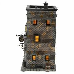Ollivanders Zauberstabladen (Europäische Version)