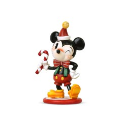 Christmas Mickey Mouse Figurine MISS MINDY
