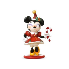 Weihnachtsfigur Minni Maus MISS MINDY