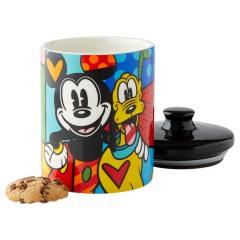 Micky & Pluto Keksdose (klein) BRITTO