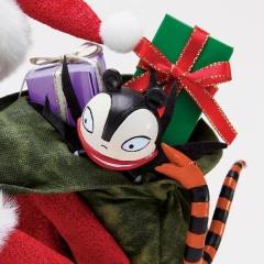 Jack und Zero: Lieferungen (The Nightmare Before Christmas Figur)