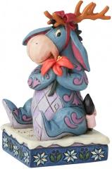 Winter Wonders (Eeyore Christmas Figurine)