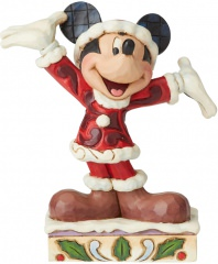 Micky Maus: Tis a Splendid Season Figur