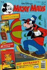 Micky Maus 49/1994 (o. Beilage / Z:1-2)
