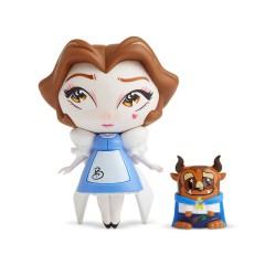 Belle with Beast Vinyl Figurine MISS MINDY