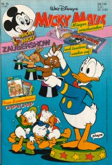 Micky Maus 15/1991 (m. Beilagen / Z:0-1)