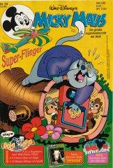 Micky Maus 39/1991 (o. Beilage1, m. Beilage2 / Z:1+)