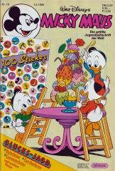 Micky Maus 19/1989 (o. Beilage / Z:1+)