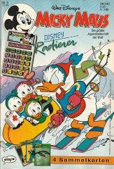 Micky Maus 9/1991 (o. Beilage / Z:0-1)