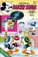 Micky Maus 3/1989 (o. Beilage / Z:1-2)