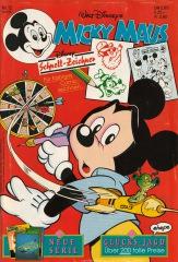 Micky Maus 12/1991 (o. Beilagen / Z:1)