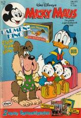 Micky Maus 11/1991 (o. Beilagen / Z:1-)