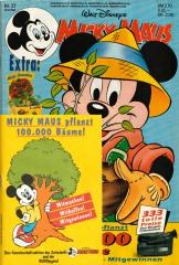 Micky Maus 27/1992 (m. Beilage / Z:0-1)