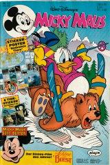 Micky Maus 53/1992 (o. Beilage / Z:1)